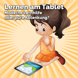 Lernen am Tablet
